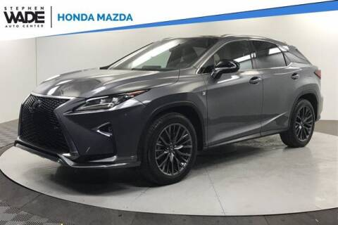 2016 Lexus RX 350 for sale at Stephen Wade Pre-Owned Supercenter in Saint George UT