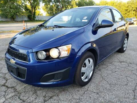 2013 Chevrolet Sonic for sale at Flex Auto Sales in Cleveland OH