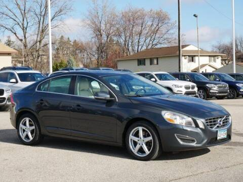 2013 Volvo S60 for sale at Park Place Motor Cars in Rochester MN