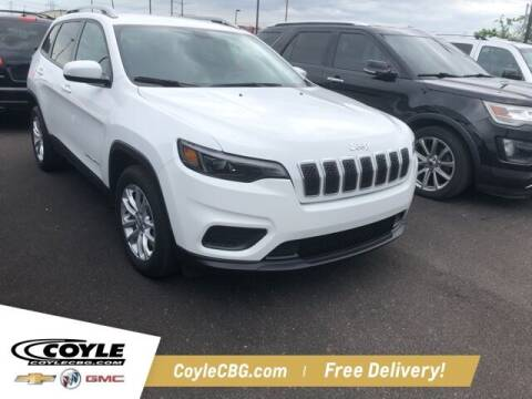 2020 Jeep Cherokee for sale at COYLE GM - COYLE NISSAN - New Inventory in Clarksville IN