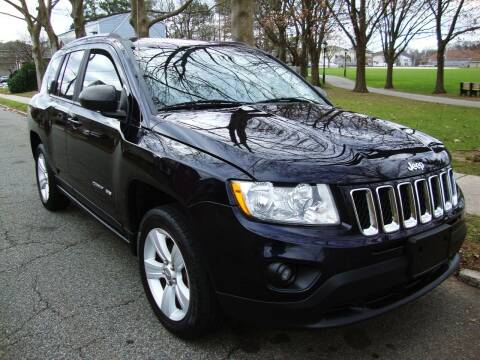 2011 Jeep Compass for sale at Discount Auto Sales in Passaic NJ