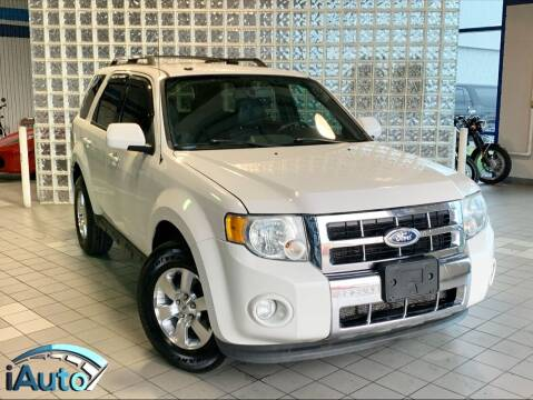 2011 Ford Escape for sale at iAuto in Cincinnati OH