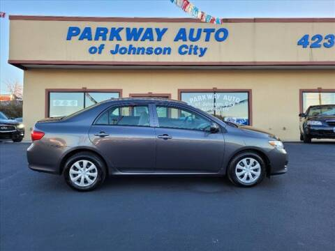 2009 Toyota Corolla for sale at PARKWAY AUTO SALES OF BRISTOL - PARKWAY AUTO JOHNSON CITY in Johnson City TN