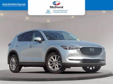 2020 Mazda CX-5 for sale at DAVID McDAVID HONDA OF IRVING in Irving TX