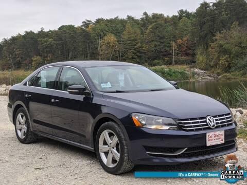 2012 Volkswagen Passat for sale at Bob Walters Linton Motors in Linton IN