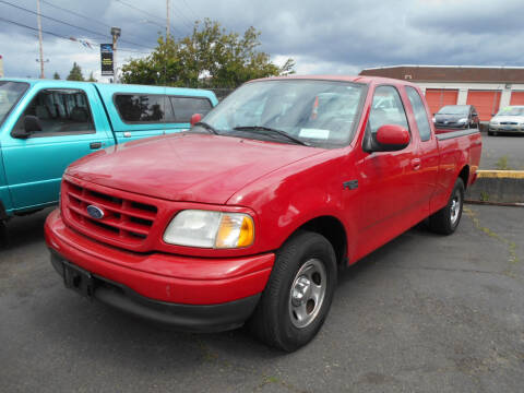 2003 Ford F-150 for sale at Family Auto Network in Portland OR