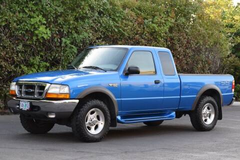 1999 Ford Ranger for sale at Beaverton Auto Wholesale LLC in Aloha OR