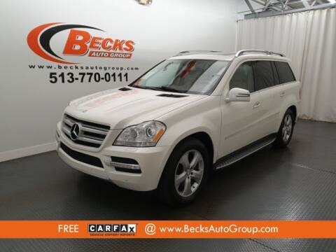 2012 Mercedes-Benz GL-Class for sale at Becks Auto Group in Mason OH