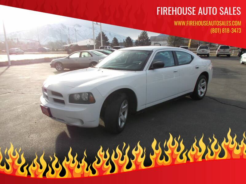 2010 Dodge Charger for sale at Firehouse Auto Sales in Springville UT