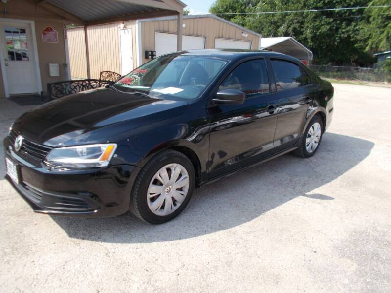 2011 Volkswagen Jetta for sale at DISCOUNT AUTOS in Cibolo TX