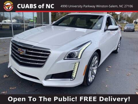 2018 Cadillac CTS for sale at Summit Credit Union Auto Buying Service in Winston Salem NC