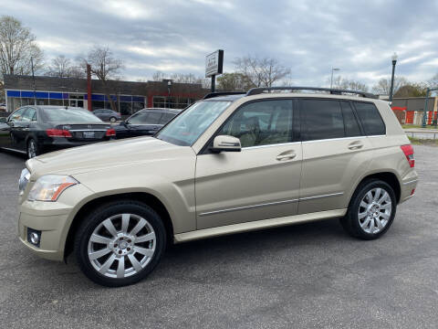 2012 Mercedes-Benz GLK for sale at BWK of Columbia in Columbia SC