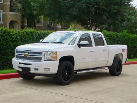 2013 Chevrolet Silverado 1500 for sale at RBP Automotive Inc. in Houston TX