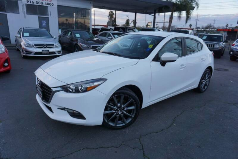 2018 Mazda MAZDA3 for sale at Industry Motors in Sacramento CA