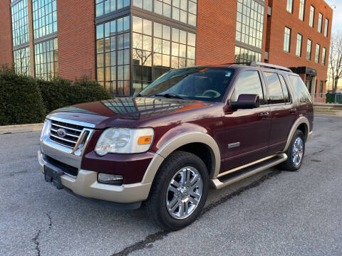 2006 Ford Explorer for sale at Auto Wholesalers Of Rockville in Rockville MD