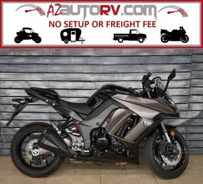 2012 Kawasaki Ninja 1000 ABS for sale at AZautorv.com in Mesa AZ