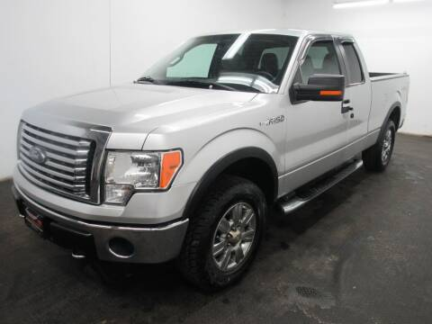 2010 Ford F-150 for sale at Automotive Connection in Fairfield OH