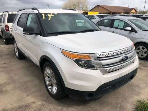 2014 Ford Explorer for sale at Brownsville Motor Company in Brownsville TX