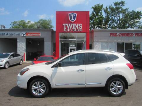 2015 Nissan Rogue Select for sale at Twins Auto Sales Inc in Detroit MI