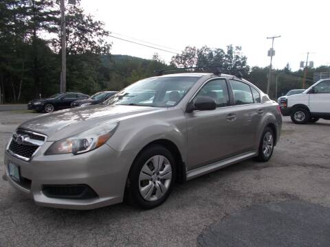 2014 Subaru Legacy for sale at Manchester Motorsports in Goffstown NH