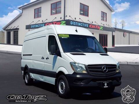 2017 Mercedes-Benz Sprinter Cargo for sale at Distinctive Car Toyz in Egg Harbor Township NJ