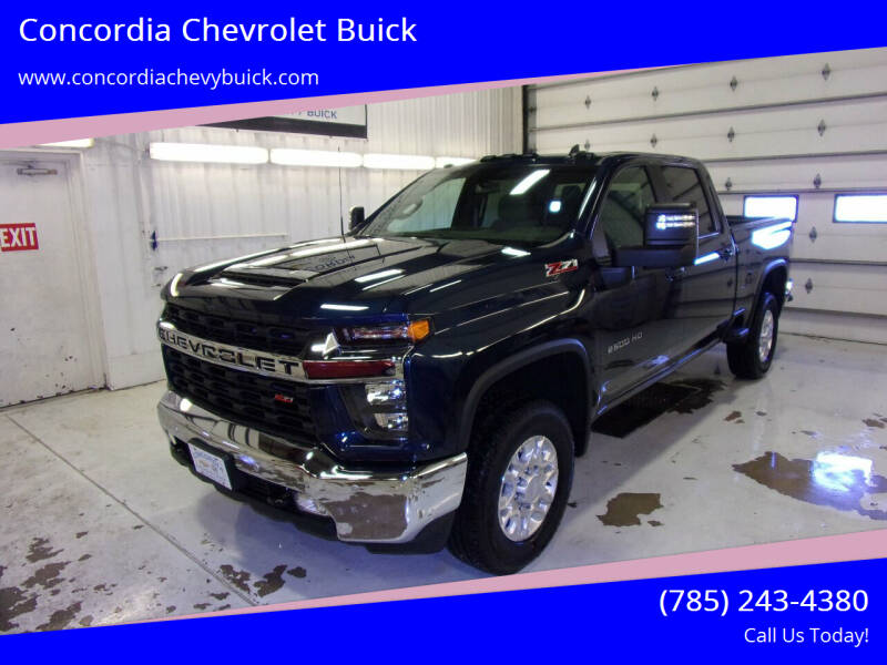 2020 Chevrolet Silverado 2500HD for sale at Concordia Chevrolet Buick in Concordia KS