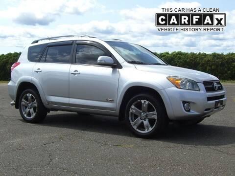 2011 Toyota RAV4 for sale at Atlantic Car Company in Windsor Locks CT