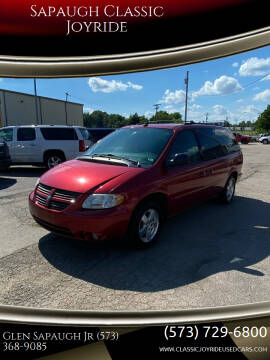 2005 Dodge Grand Caravan for sale at Sapaugh Classic Joyride in Salem MO