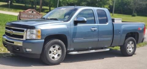 2010 Chevrolet Silverado 1500 for sale at Superior Auto Sales in Miamisburg OH