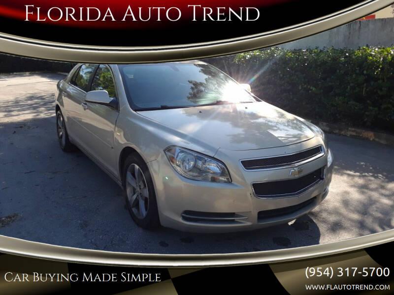 2011 Chevrolet Malibu for sale at Florida Auto Trend in Plantation FL