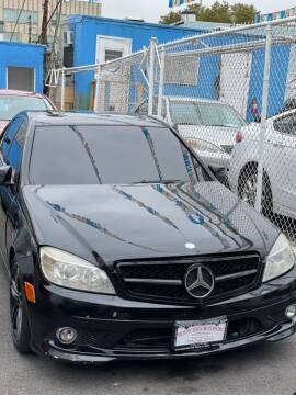 2013 Mercedes-Benz C-Class for sale at MOUNT EDEN MOTORS INC in Bronx NY
