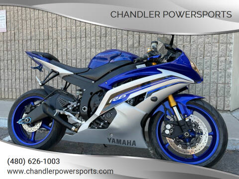 2015 Yamaha YZF-R6 for sale at Chandler Powersports in Chandler AZ