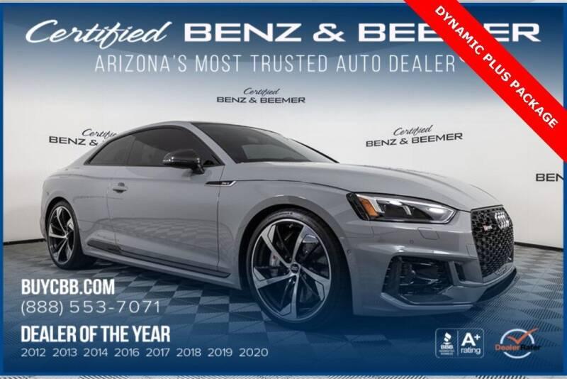 2019 Audi RS 5 for sale in Scottsdale, AZ