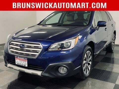 2017 Subaru Outback for sale at Brunswick Auto Mart in Brunswick OH
