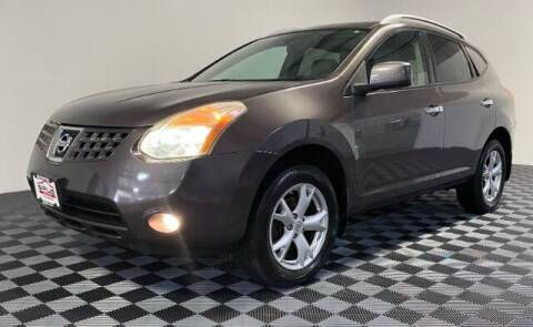 2010 Nissan Rogue for sale at SIRIUS MOTORS INC in Monroe OH