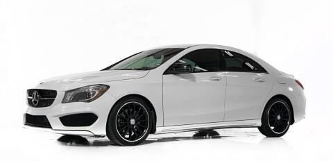 2016 Mercedes-Benz CLA for sale at Houston Auto Credit in Houston TX