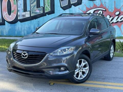 2015 Mazda CX-9 for sale at Palermo Motors in Hollywood FL