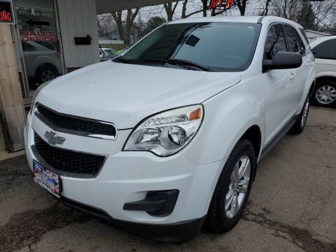 2012 Chevrolet Equinox for sale at New Wheels in Glendale Heights IL