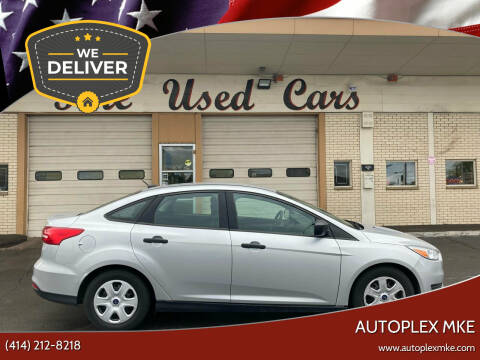 2017 Ford Focus for sale at Autoplex MKE in Milwaukee WI