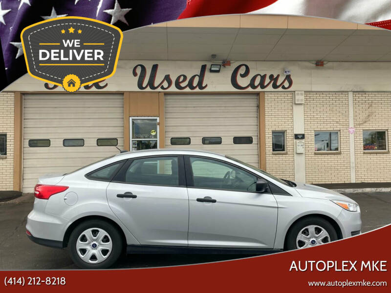 2017 Ford Focus for sale at Autoplex 2 in Milwaukee WI