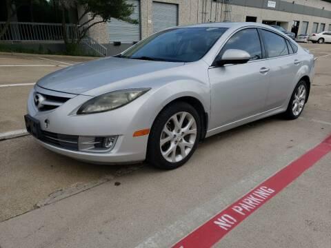 2009 Mazda MAZDA6 for sale at ZNM Motors in Irving TX
