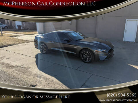 2019 Ford Mustang for sale at McPherson Car Connection LLC in Mcpherson KS