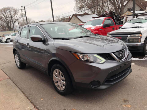 2019 Nissan Rogue Sport for sale at Nice Cars Auto Inc in Minneapolis MN