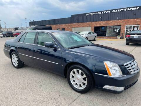 2009 Cadillac DTS for sale at Motor City Auto Auction in Fraser MI