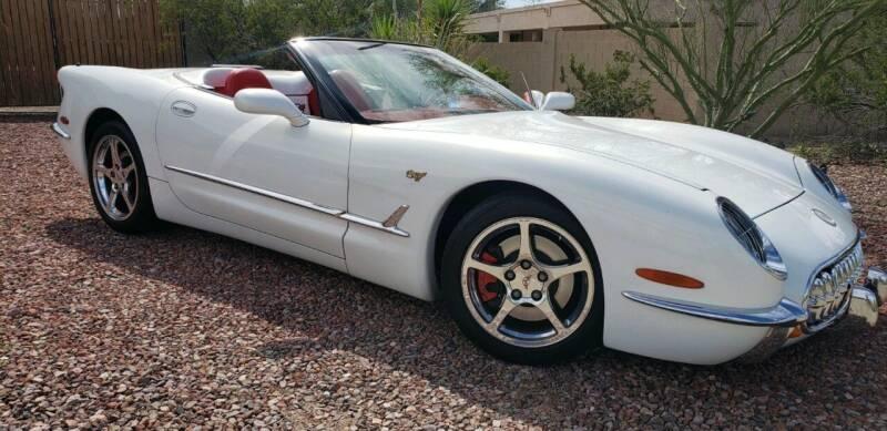 2002 Chevrolet Corvette for sale at Arizona Auto Resource in Tempe AZ