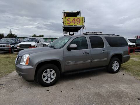 2012 GMC Yukon XL for sale at USA Auto Sales in Dallas TX