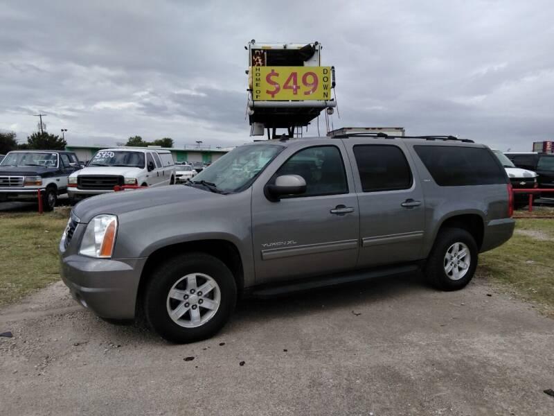 2012 GMC Yukon XL for sale at USA Auto Sales in Dallas TX