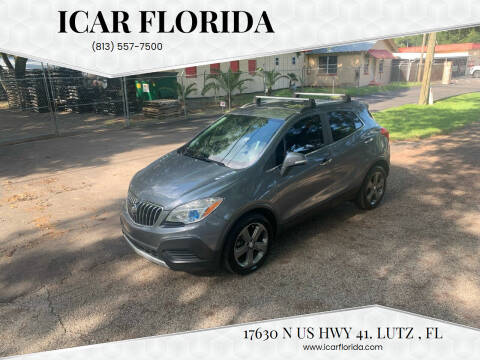 2014 Buick Encore for sale at ICar Florida in Lutz FL