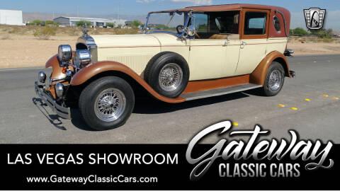 1928 Packard Town Car