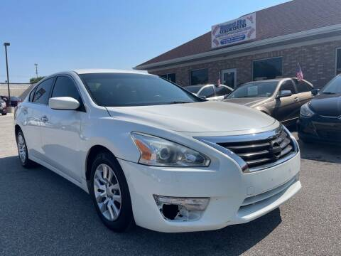 2013 Nissan Altima for sale at Honest Abe Auto Sales 1 in Indianapolis IN